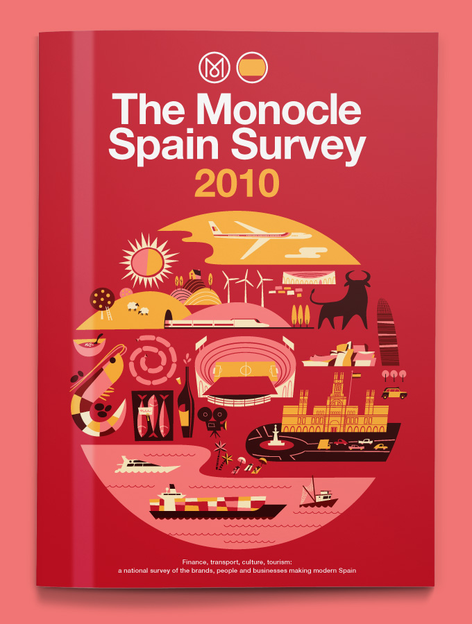 Monocle Spain Survey