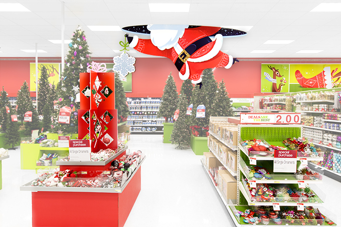 Target Holiday Seasonal