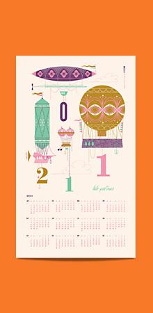2011 Calendar / LAB PARTNERS