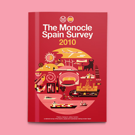 Various Illustration / MONOCLE
